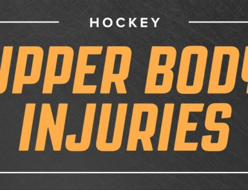 Hockey Upper Body Injuries