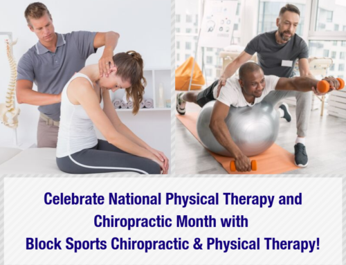 October is National Physical Therapy and Chiropractic Month